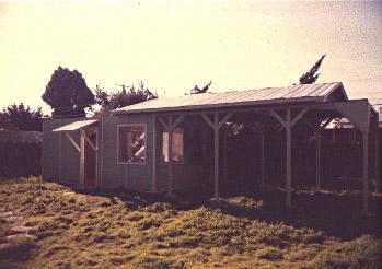 Το αστεροσκοπείο στο Campbell - 1982